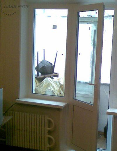 фото откосы на балконный блок в Донецке 008