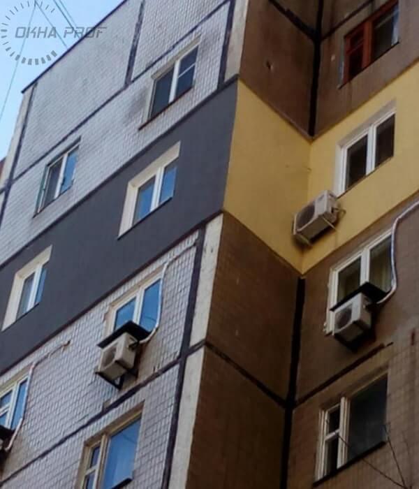 фото утепление фасадов в Донецке 003