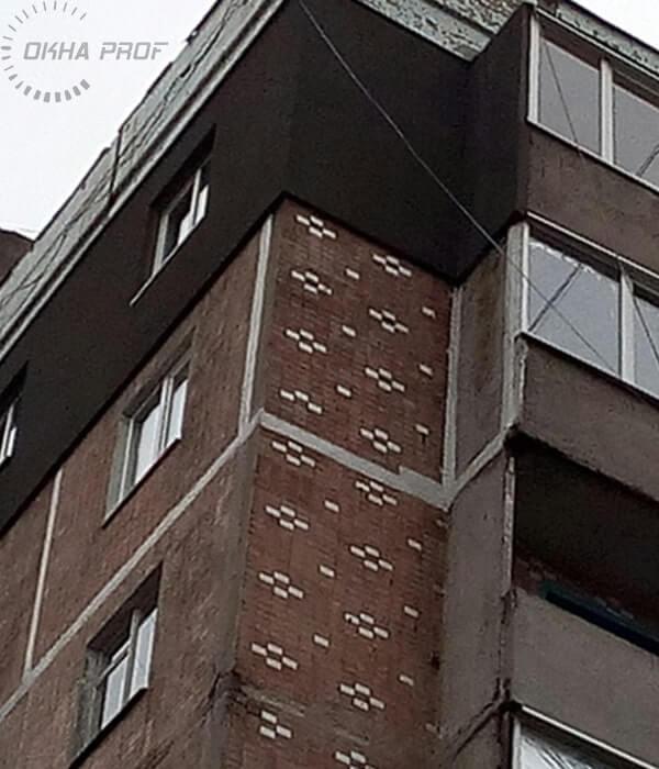 фото утепление фасадов в Донецке 006