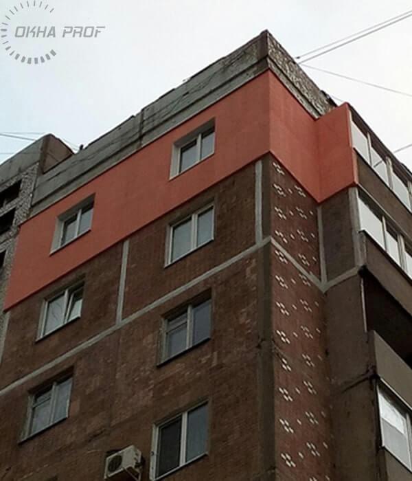 фото утепление стен в Донецке 008