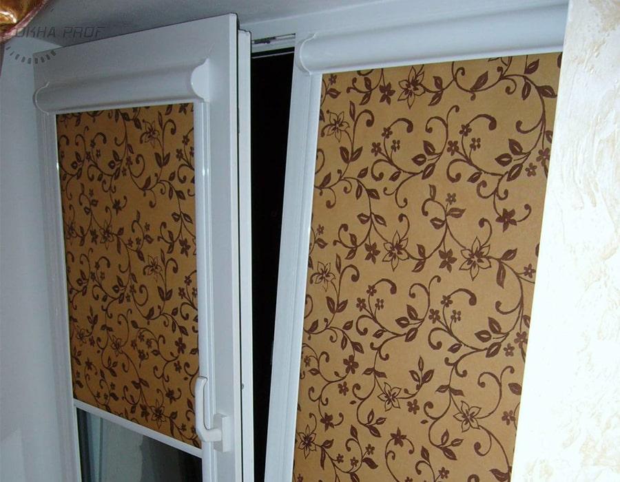 фото рулонные шторы в Донецке 010