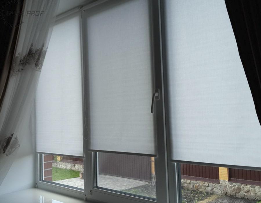 фото рулонные шторы в Донецке 011
