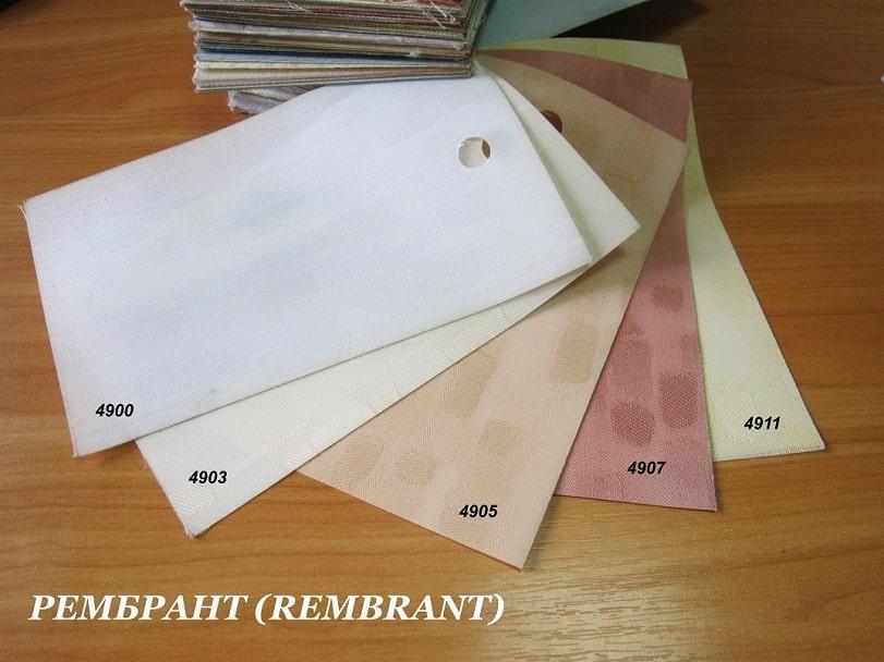 фото вертикальные жалюзи Rembrant