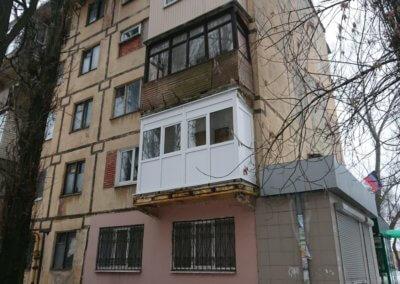 Картинка французского балкона донецк пр. 25 лет РККА
