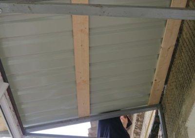 фото крыши для балкона в Донецке 3