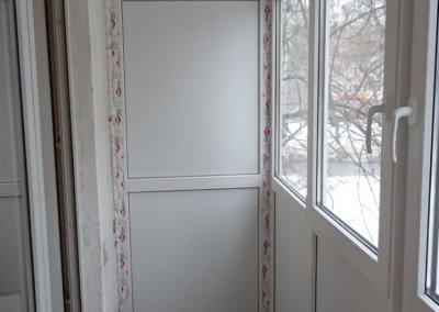 фото ремонт балкона под ключ в Донецке 003