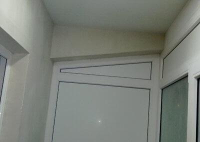 фото ремонт балкона под ключ в Донецке 007