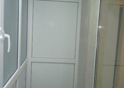 фото ремонт балкона под ключ в Донецке 010