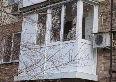 фото французского балкона Донецк пл Победы