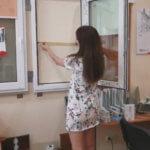 картинка как правильно замерить москитную сетку самостоятельно