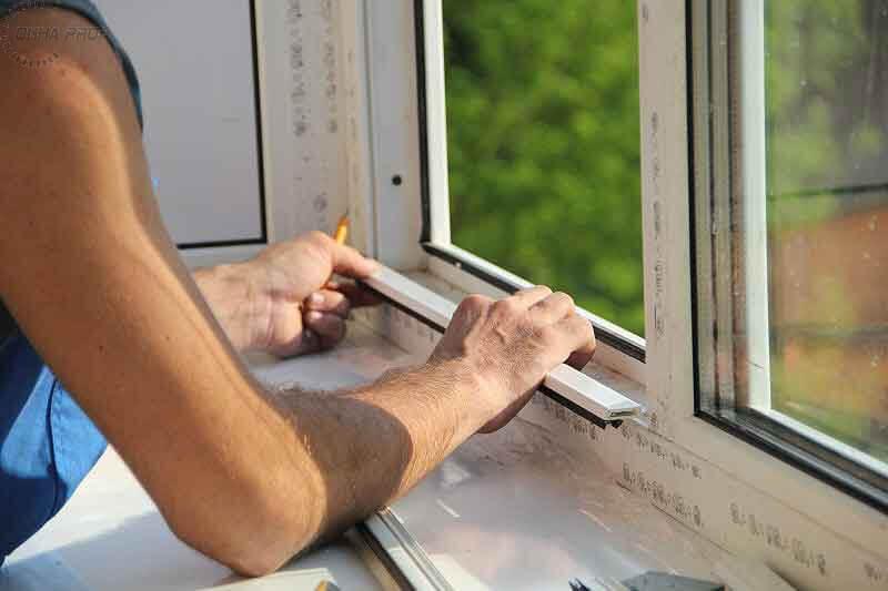 Как снять штапик с пластикового окна в домашних условиях