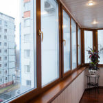 фото обшивка балкона своими руками