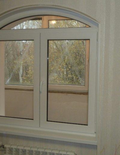 фото откосы на окна из сэндвич панелей Окна Prof Донецк 003