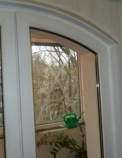 фото откосы на окна из сэндвич панелей Окна Prof Донецк 013