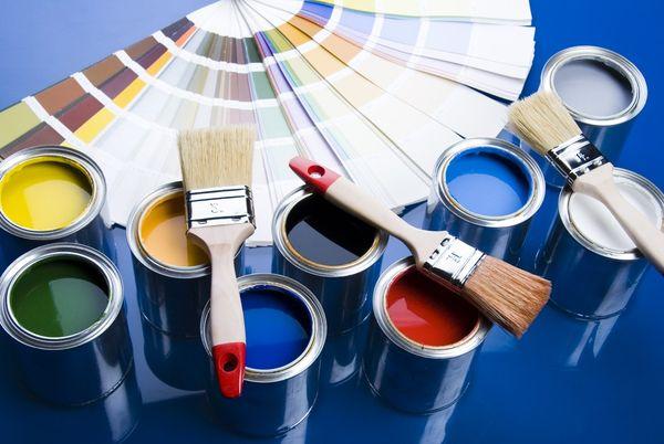 картина латексные краски для покраски балкона