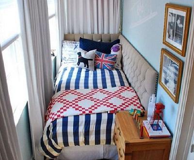 картинка уютная спальня