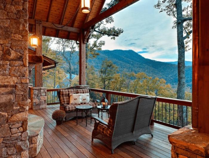 картинка открытый балкон