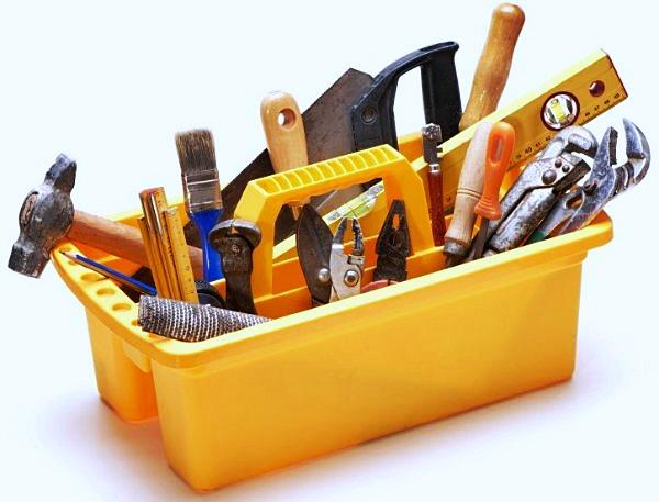 картинка инструменты для изготовления столика