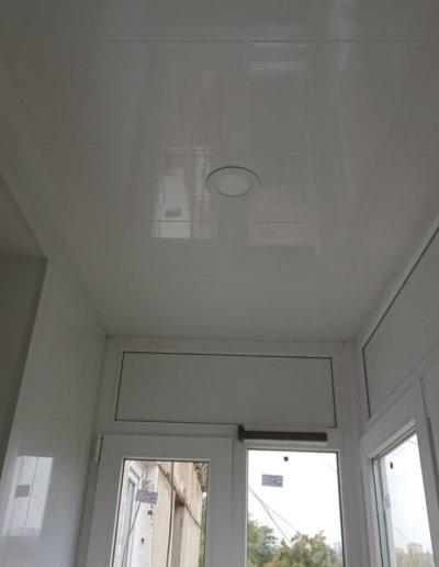 фото балкон внутри Донецк Окна Проф 002