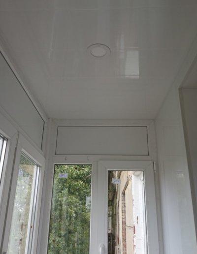 фото балкон внутри Донецк Окна Проф 003