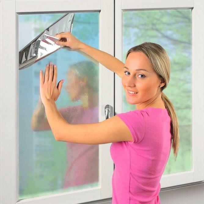 картинка фольга на стекло