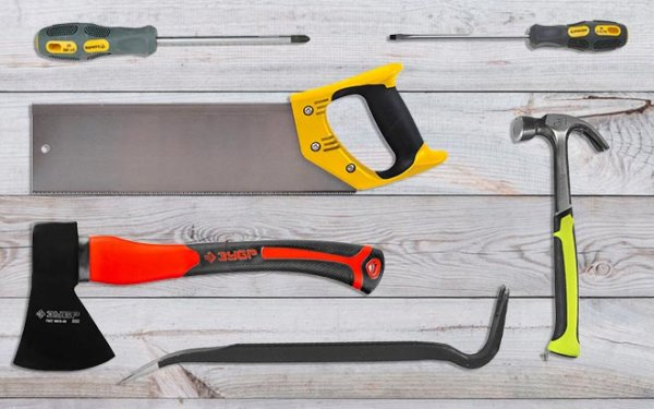 картинка инструменты для демонтажа