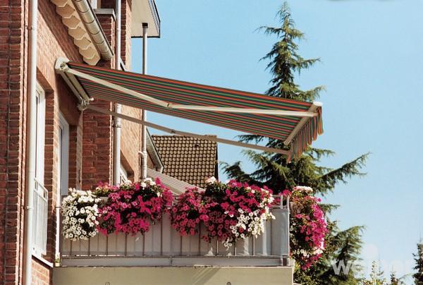 картинка маркиза над балконом