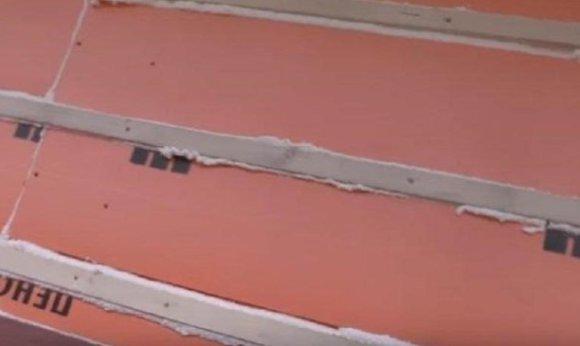 картинка обработка стыковочной пеной