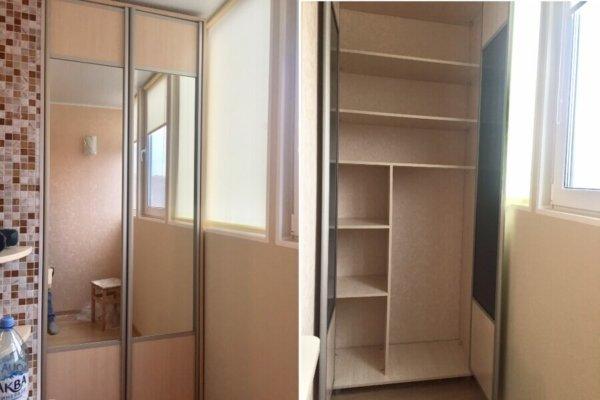 картинка виды балконных шкафов