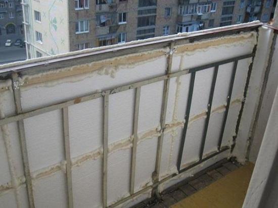 картинка укрепление балкона