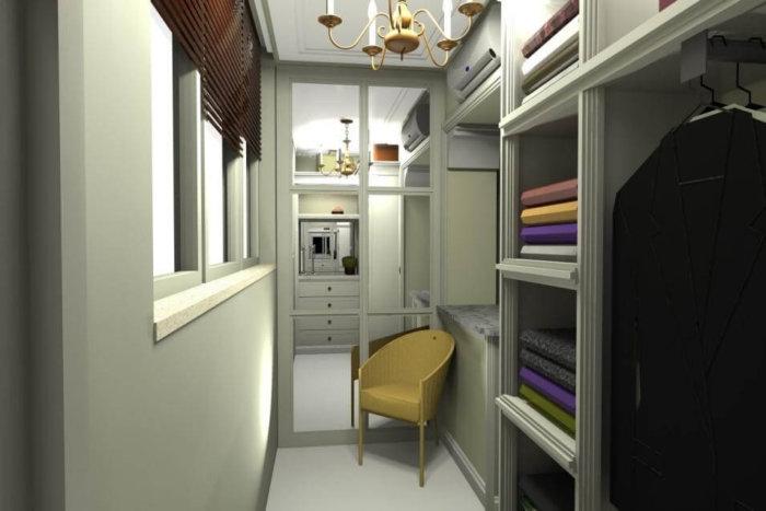 картинка гардероб