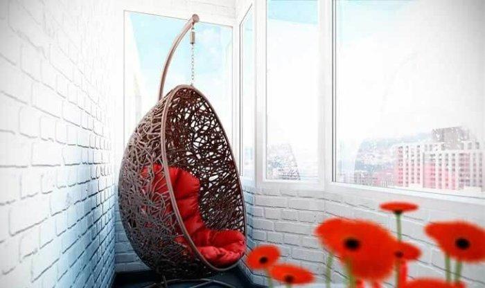 картинка подвесное кресло