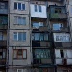 картинка балкон Макеевка Гвардейка Тухачевского работа Окна Prof