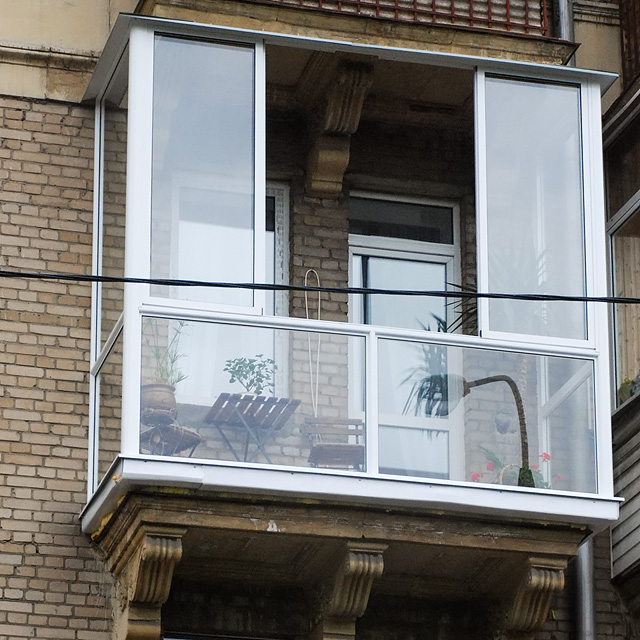 Балконы общедомовое имущество
