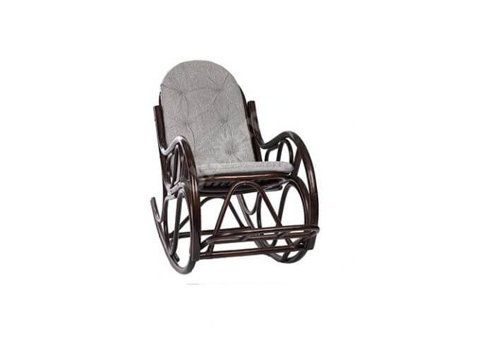 картинка кресло-качалка «Classic» c подушкой
