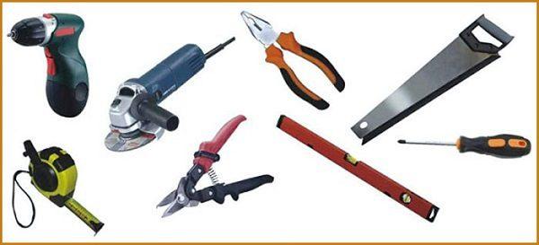 каринка подготовка инструментов