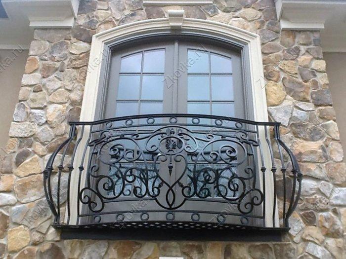 картинка Французский балкон