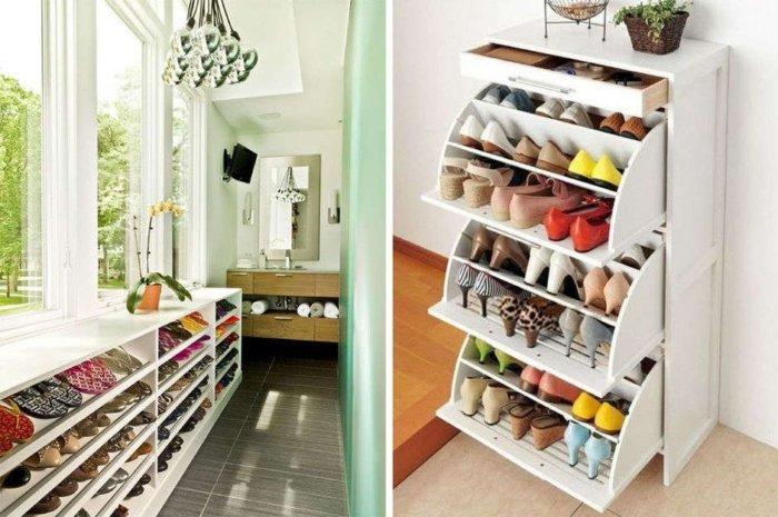 картинка хранение обуви