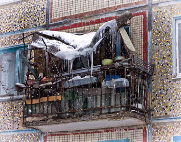 картинка нагрузка на балкон