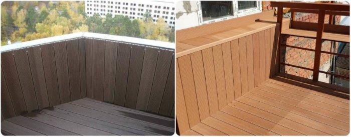 картинка террасная доска на балконе