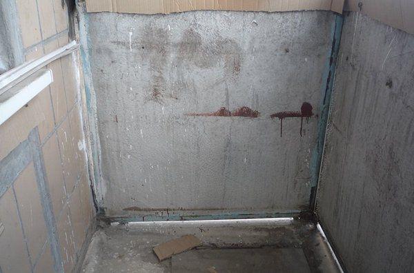 картинка ремонт на балконе
