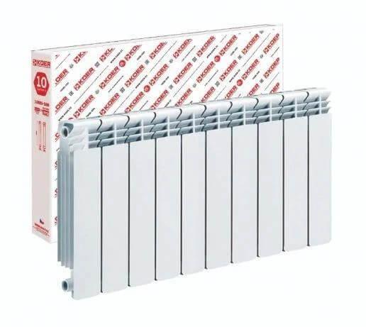 картинка биметалл радиатор