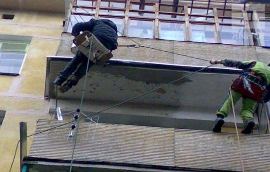 картинка внешняя шумоизоляция балкона