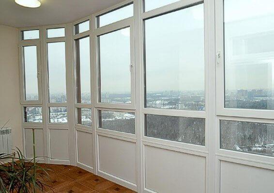 Балконные рамы ПВХ: как правильно выбрать