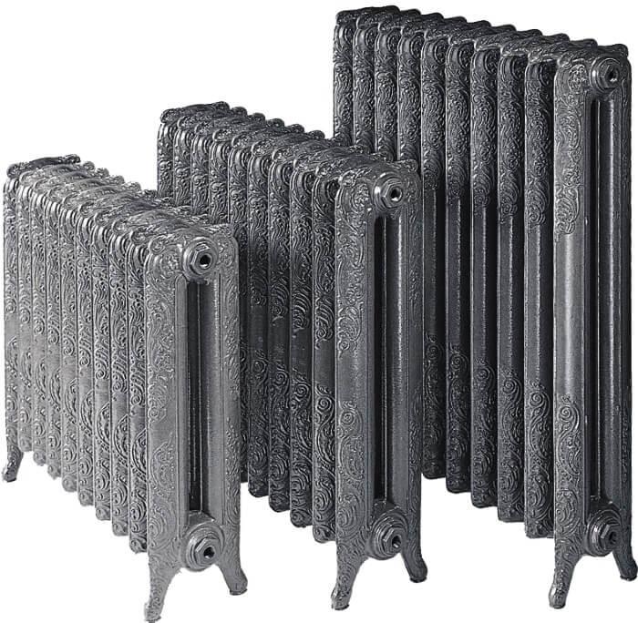 картинка чугунный радиатор