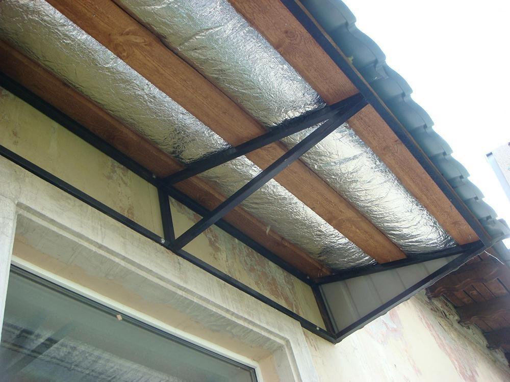 картинка шумоизоляция крыши