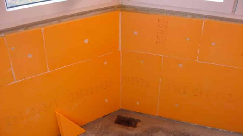 картинка утепление балкон экструдированным пенополистиролом