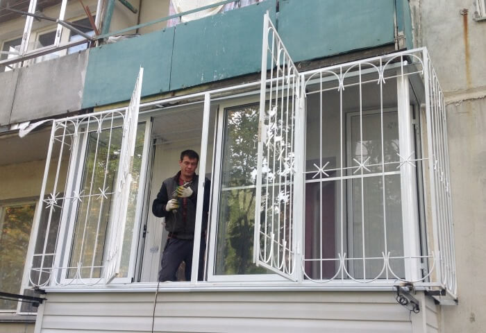 картинка решетки на окна