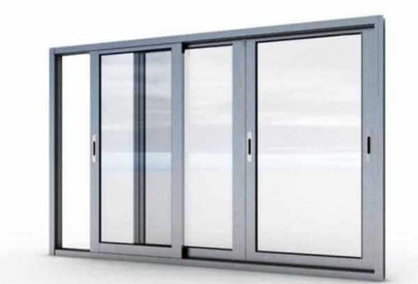 картинка алюминиевые рамы для балкона