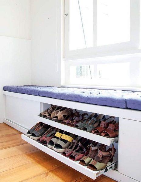 картинка тумба для обуви